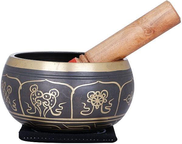 Tibetan Buddhist Singing Bowl