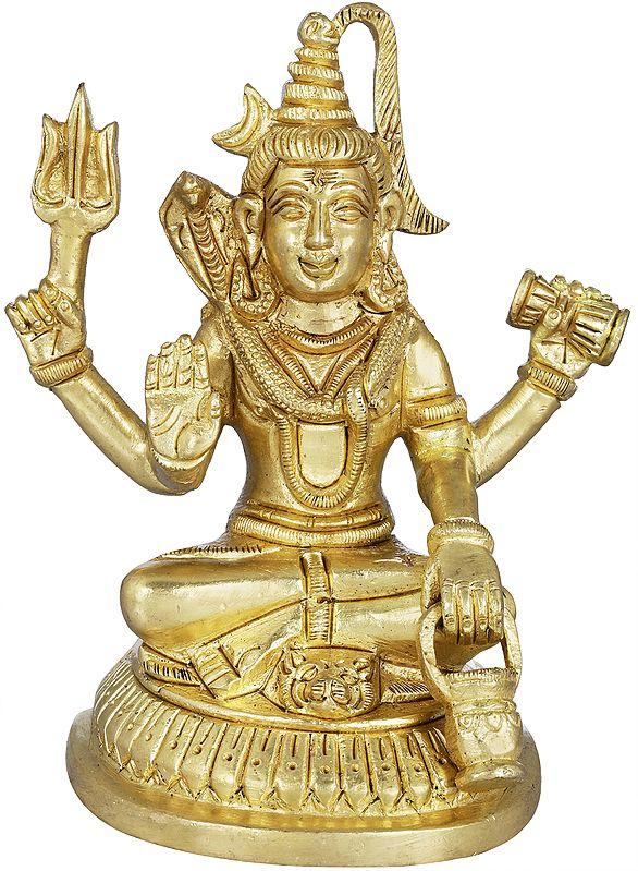 Chaturbhuja Bhagawan Shiva