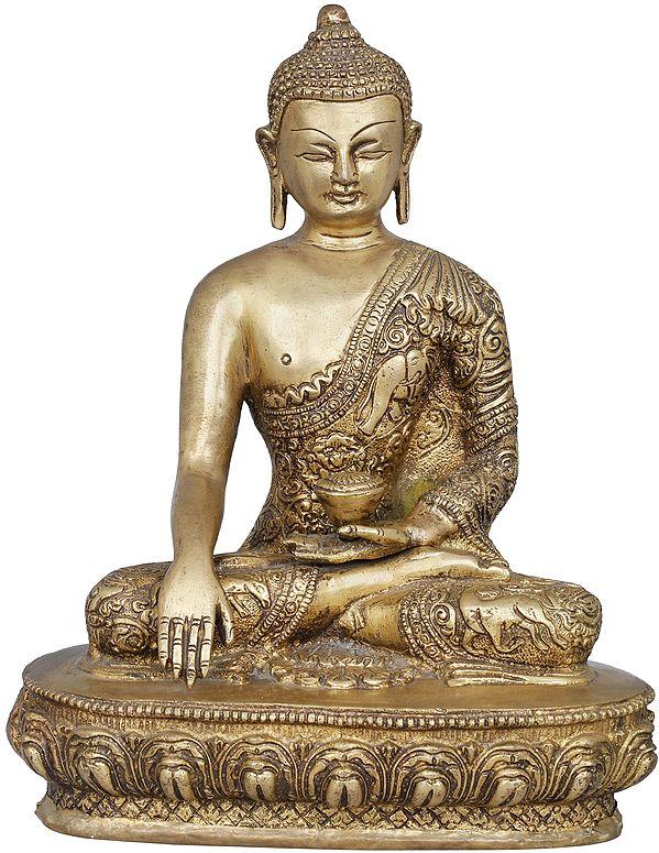Tibetan Buddhist Deity Gautama Buddha