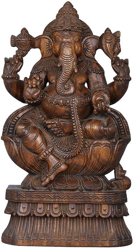Lord Ganesha - The Most Auspicious Deity in Hinduism