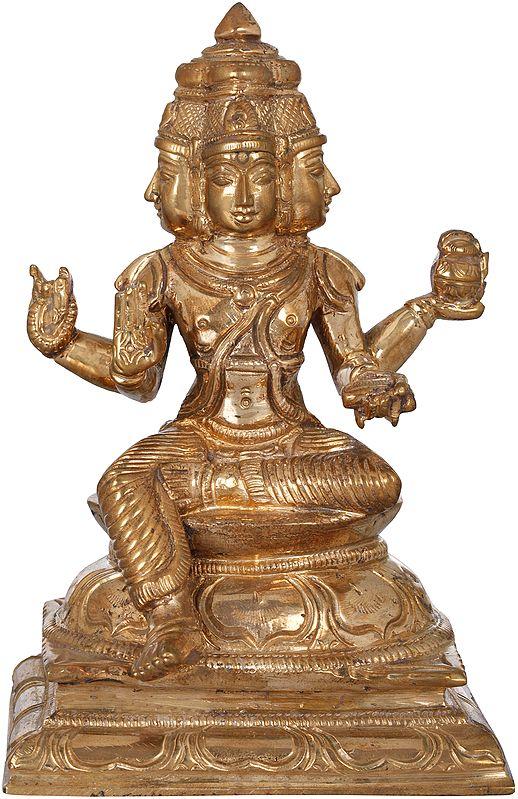 Four Headed Bhagawan Brahma