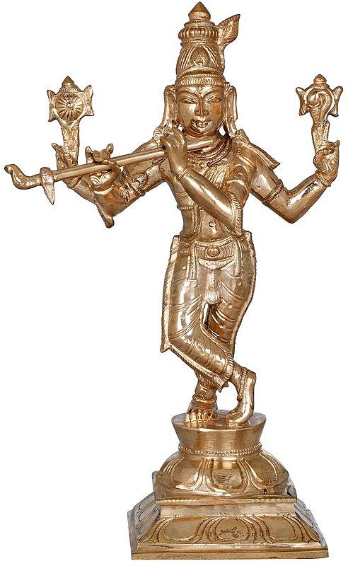 Cosmic Avatara of Bhagawan Krishna