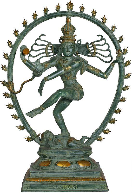 The Haunting Beauty Of Lord Nataraja