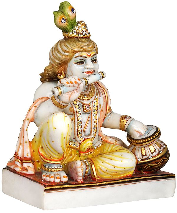 Butter Krishna (Laddoo Gopala)