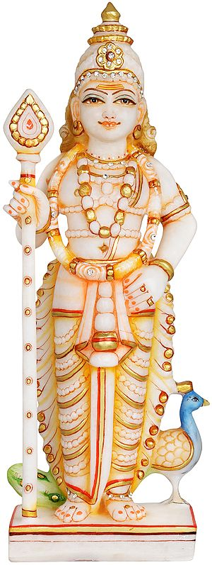 Kartikeya - The Warrior God (Murugan Swami)