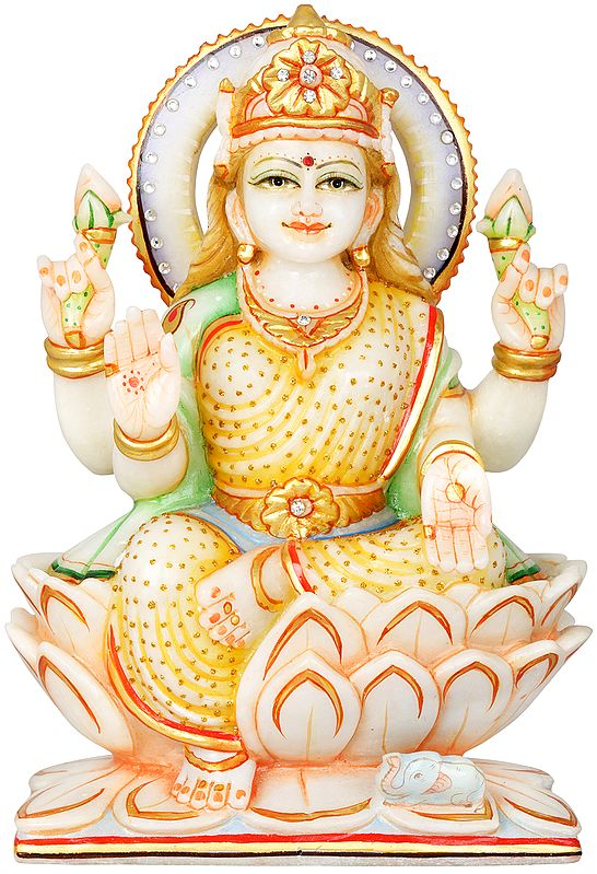 The Divine Status Of Devi Lakshmi