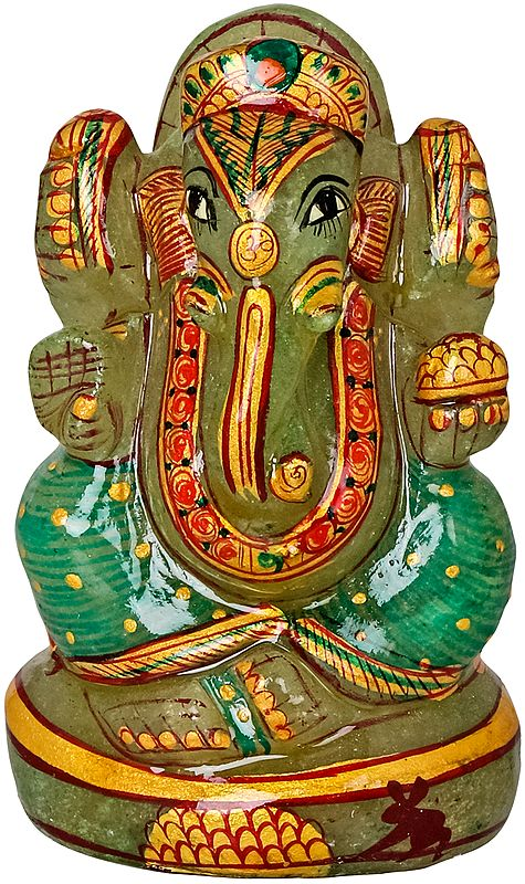 Small Good Luck Ganesha