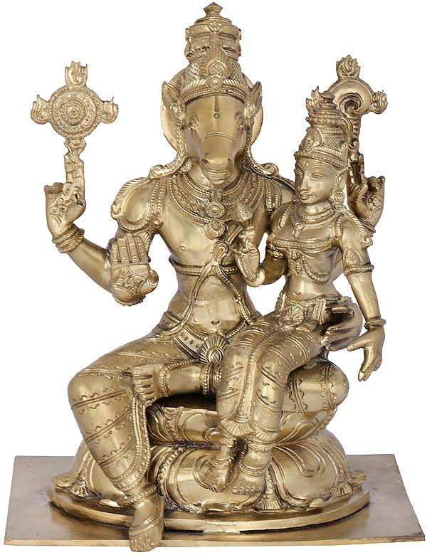 Sri Lakshmi-Hayagreeva