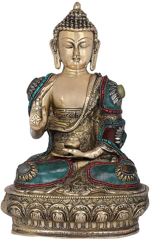 Tibetan Buddhist Deity Buddha