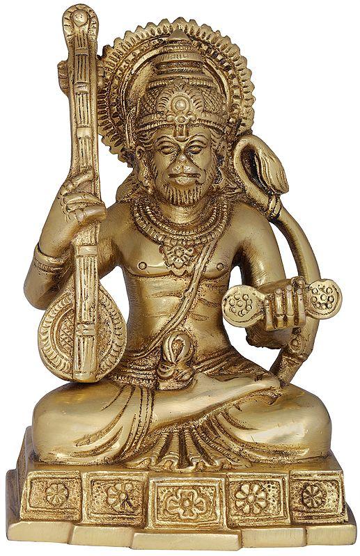 Small Size Bhakt Hanuman