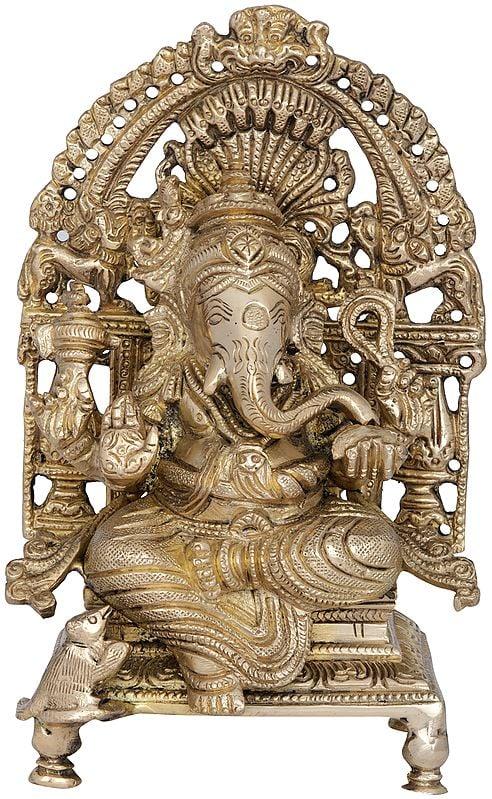 King Ganesha