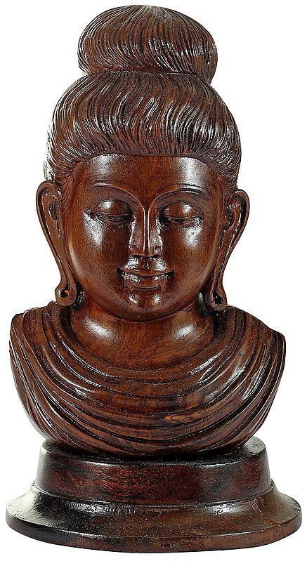 Fine Buddha Head- A Symbol of Goodluck