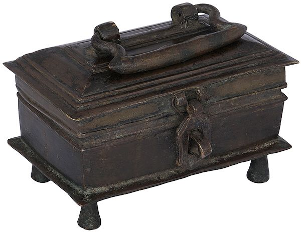 Old Style Treasure Box