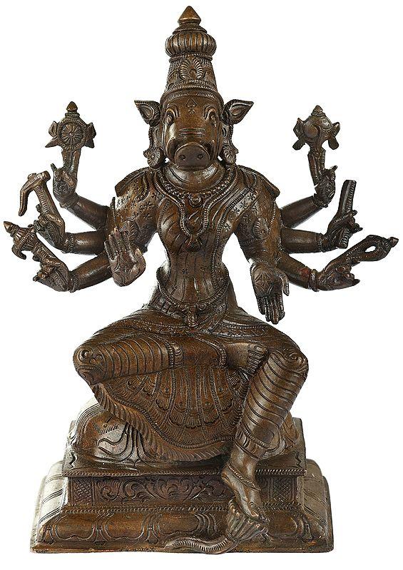 The Eight Armed Goddess Varahi