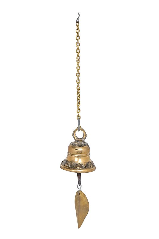 Bell with Leaf (Nepalese)