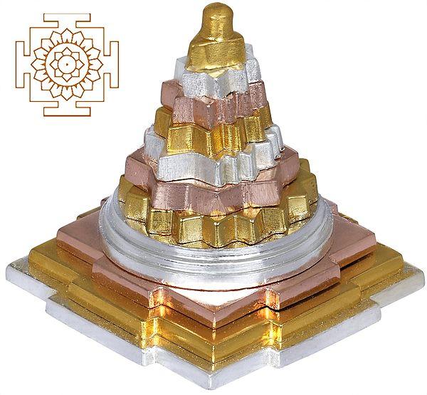 Small Shri Yantra (Meru)