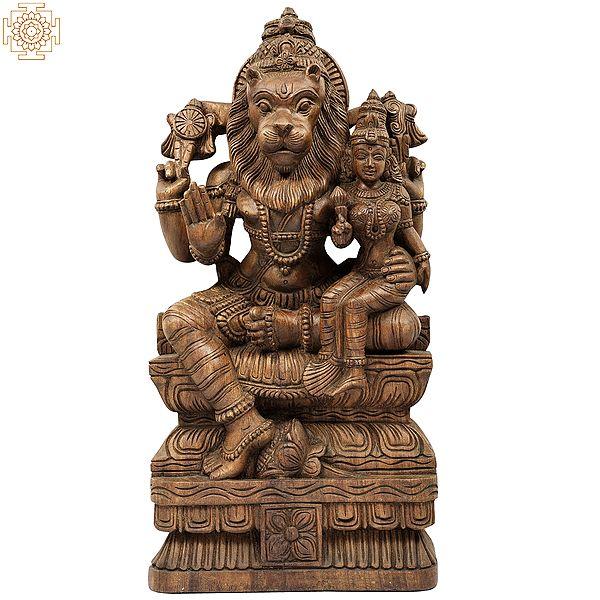 Lakshmi-Narasimha Harmony