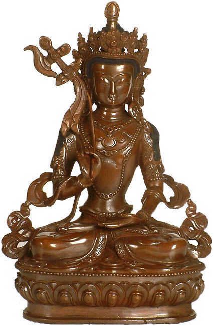 A Rare Form of Buddha