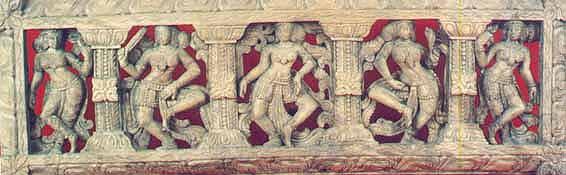 Celestial Nymphs - Apsaras