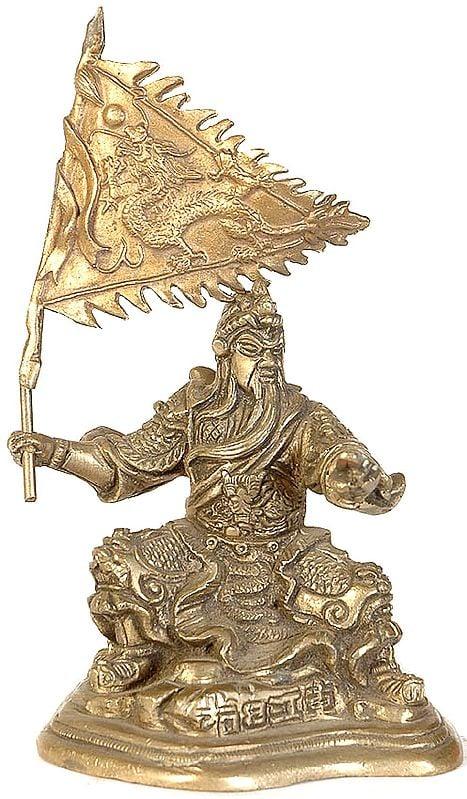 Chinese Feng Shui Deity
