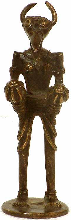 A Gana of Shiva