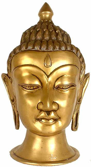 Lord Buddha Head