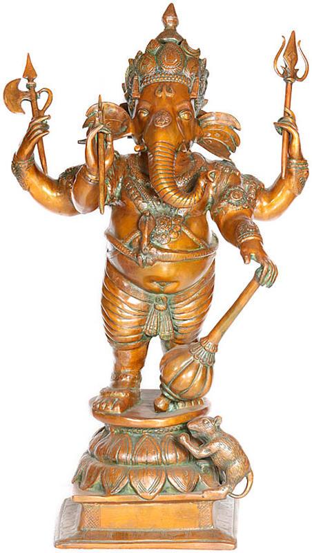 Yuddha Ganesha