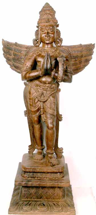 Garuda - Glorious, Humble, and Powerful