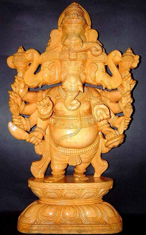 Heramba Ganesha
