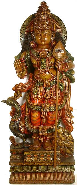 Karttikeya - The Warrior God