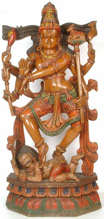 Lord Shiva in Divine Dance