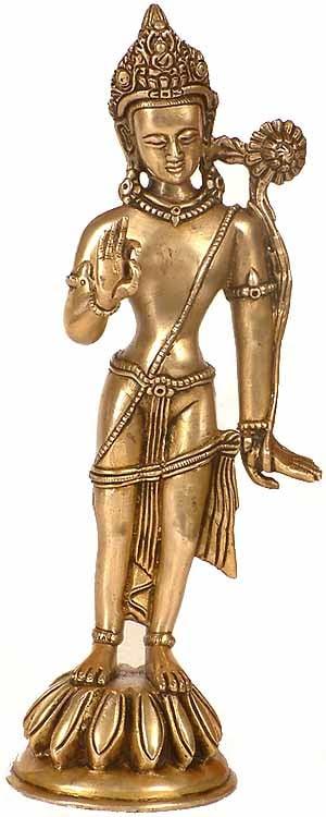 Tibetan Buddhist Deity- Padmapani (Avalokiteshvara)