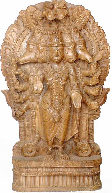 Pancha Mukha Hanuman