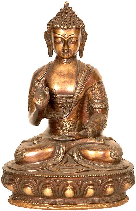 Preaching Buddha