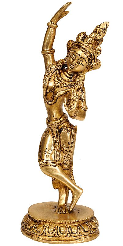 Tibetan Buddhist Mayadevi - The Mother of Buddha