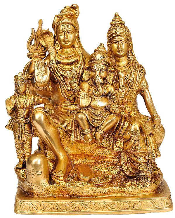 Shiva Family