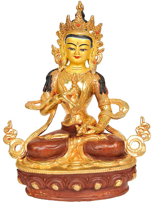 Embodiment of Compassion and Wisdom (Tibetan Buddhist Deity Vajrasattva)