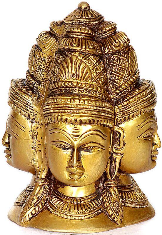 The Five Directional Forms of Shiva (Pancha-Mukhalingam)