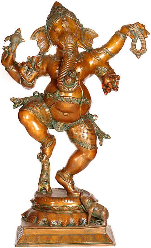 Large Size Nrittya Ganesha