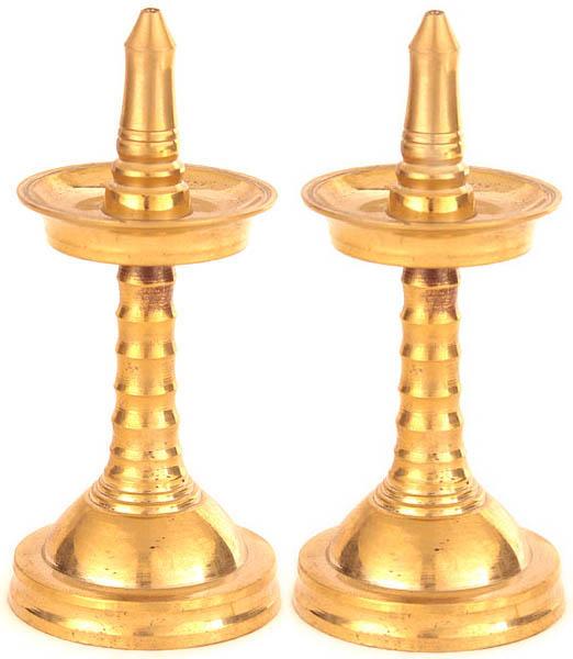 Kerala Lamp (Price per Pair)