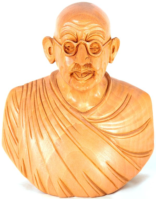 Mahatma Gandhi - Messiah of Peace and Nonviolence