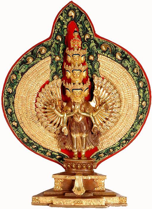 Sahasrabhuja Avalokiteshvara