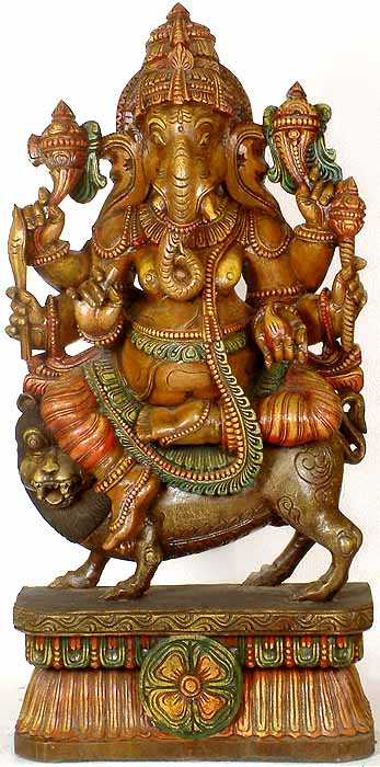 Simha Ganesha