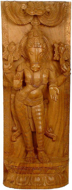 The Ten Incarnations of Vishnu (Kalki Avatara)