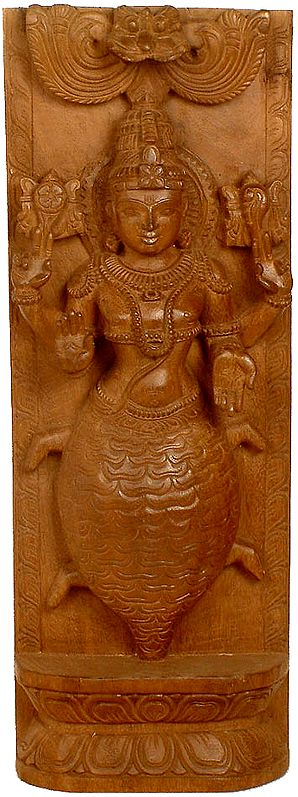 The Ten Incarnations of Vishnu (Kurma Avatara)