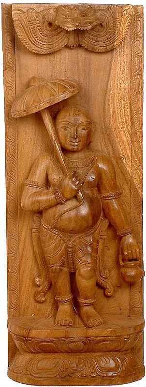 The Ten Incarnations of Vishnu (Vamana Avatara)