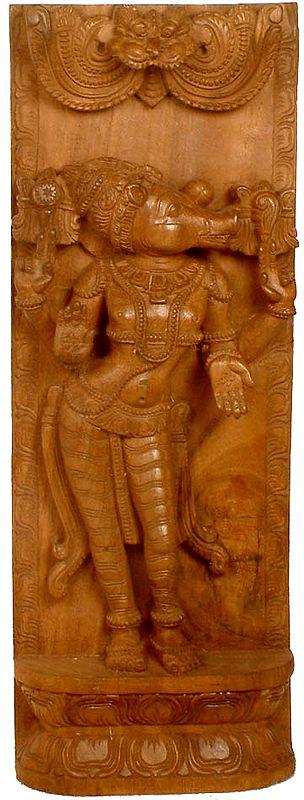 The Ten Incarnations of Vishnu (Varaha Avatara)