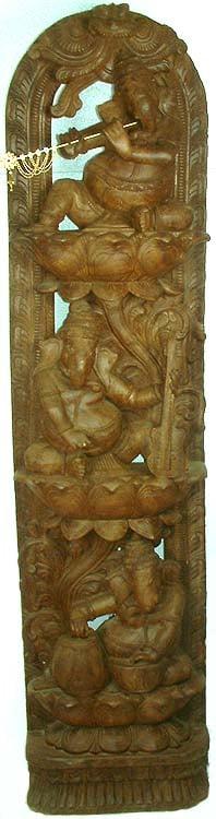 Ganesh, The Master of Music