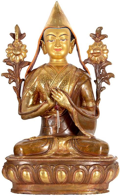 Tsongkhapa: The Great Buddhist Lama, Scholar and Reformer of Tibetan Buddhism
