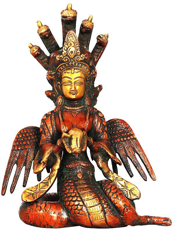 Naga Kanya (Snake Woman)